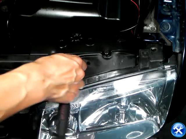 The Guide to Install 4th Gen VW JETTA Projector Headlight